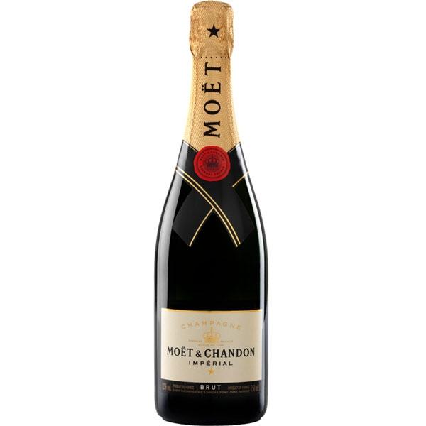 Champagne Moët & Chandon, Brut Impérial 750ML zonder geschenkverpakking