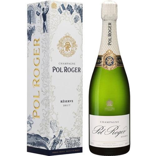 Champagne Pol Roger Brut Réserve 750ML