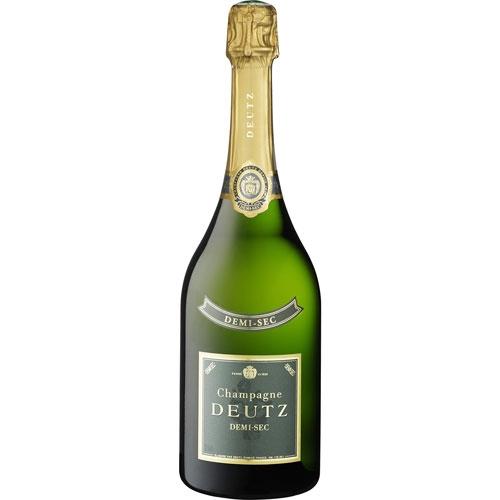 Champagne Deutz Demi-Sec 750ML