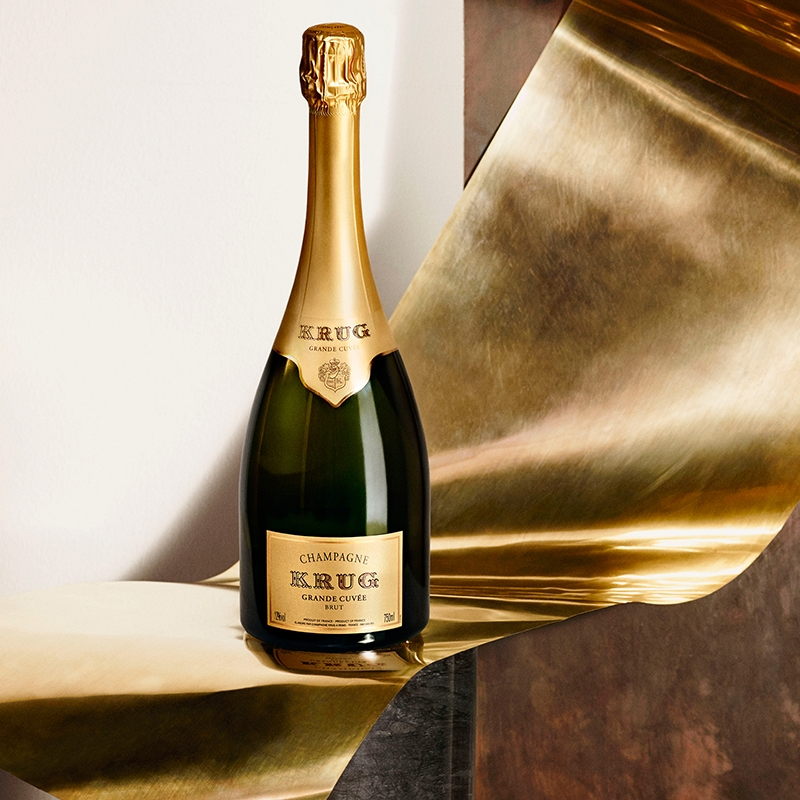 Krug Grande Cuvée champagne