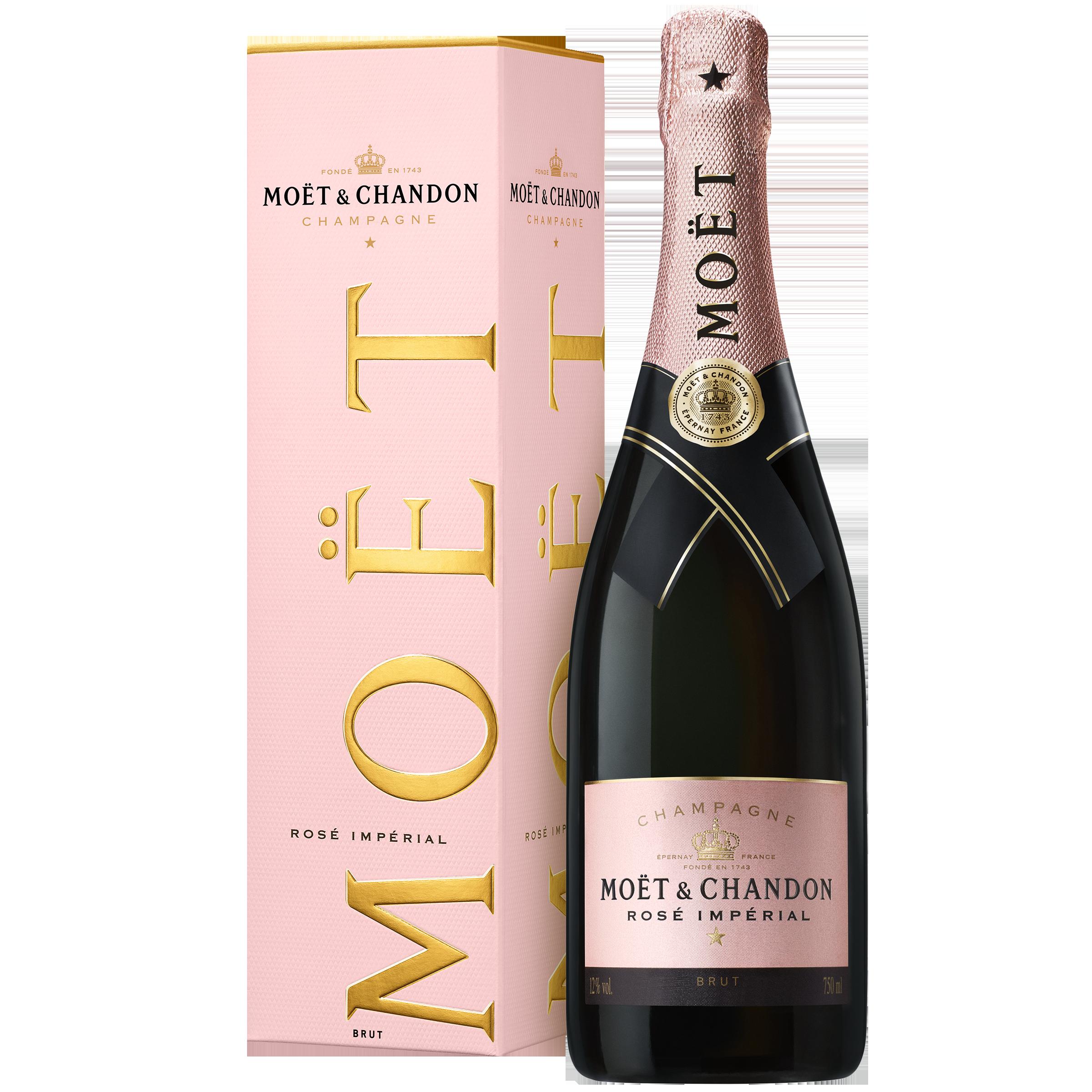 Champagne Moët & Chandon Brut Impérial Rosé 750ML