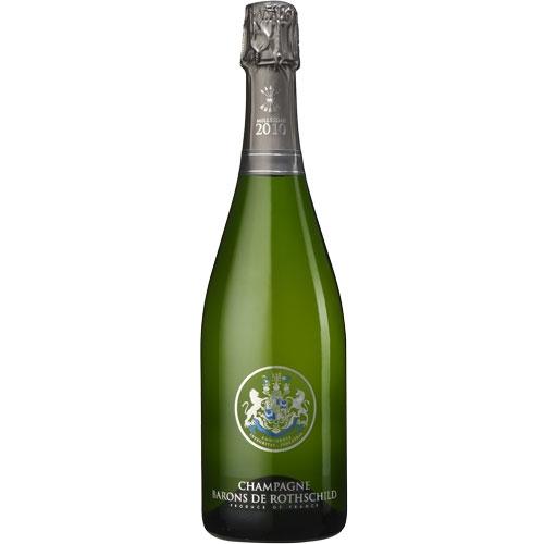 Champagne Barons de Rothschild Brut Vintage 2010 750ML
