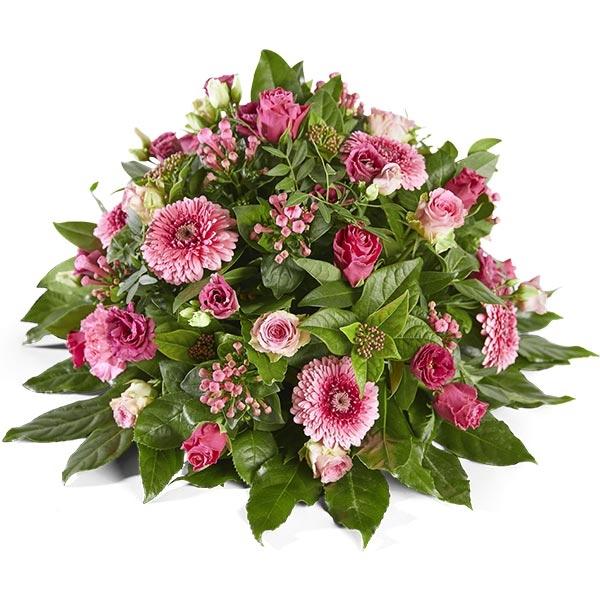 Rouwbiedermeier roze modern