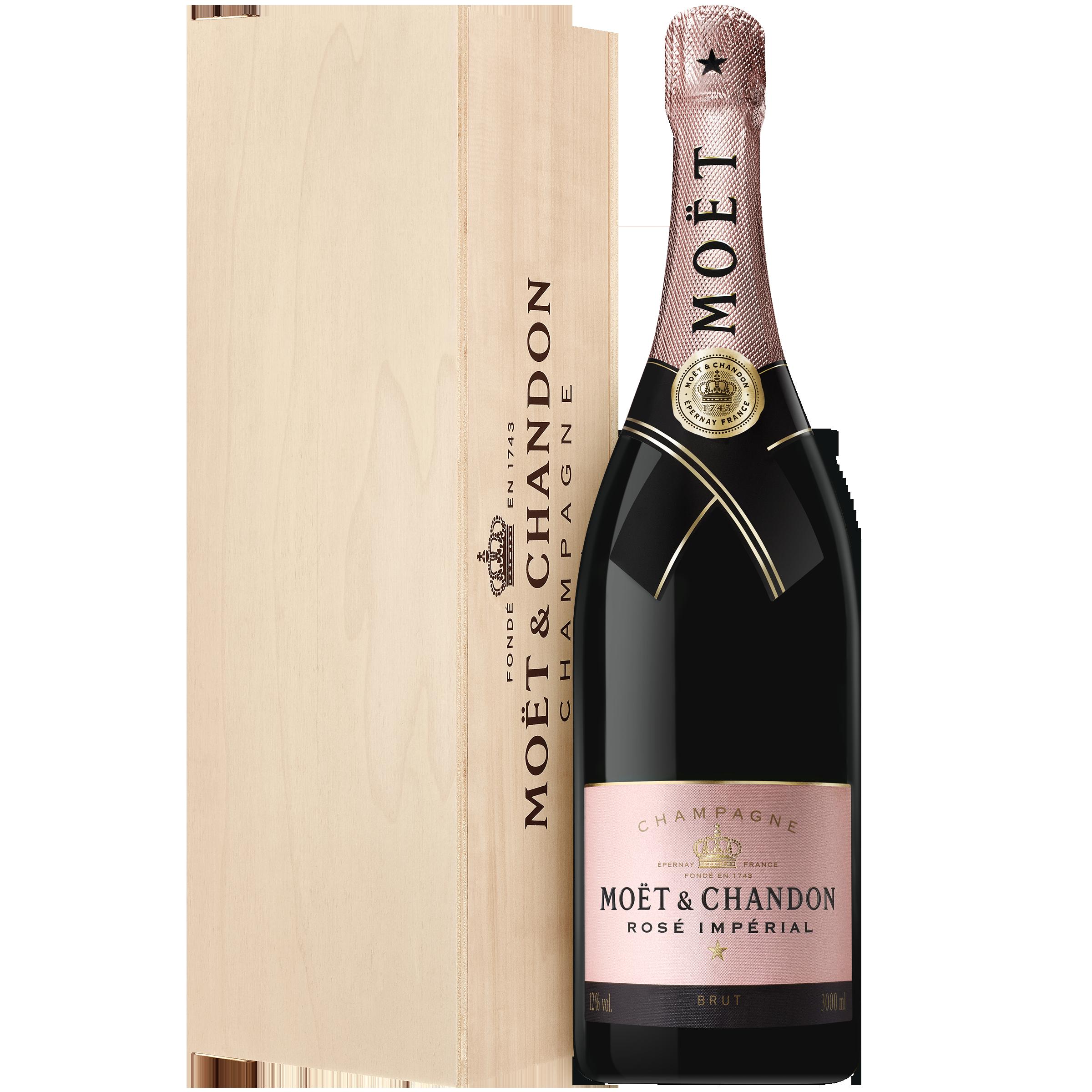 Moët & Chandon Brut Impérial Rosé Jeroboam 3 Liter