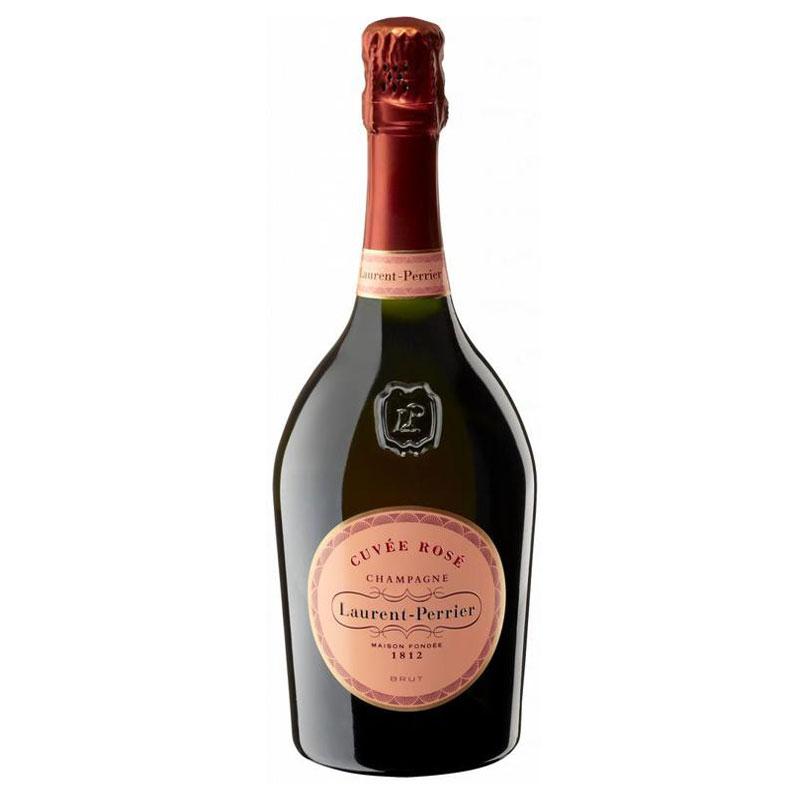Champagne Laurent-Perrier Rose brut