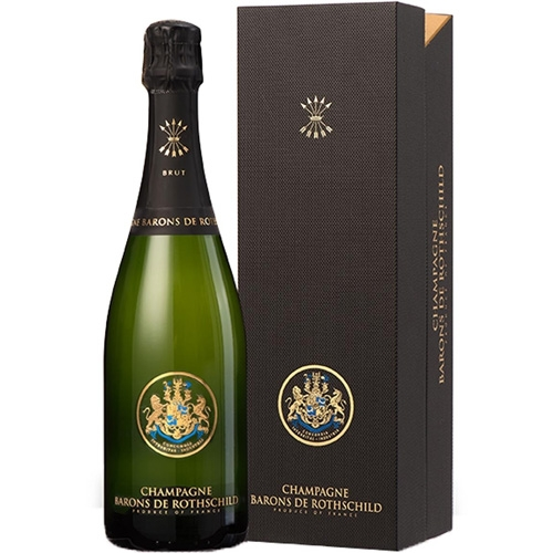 Champagne Barons de Rothschild Brut 750ML