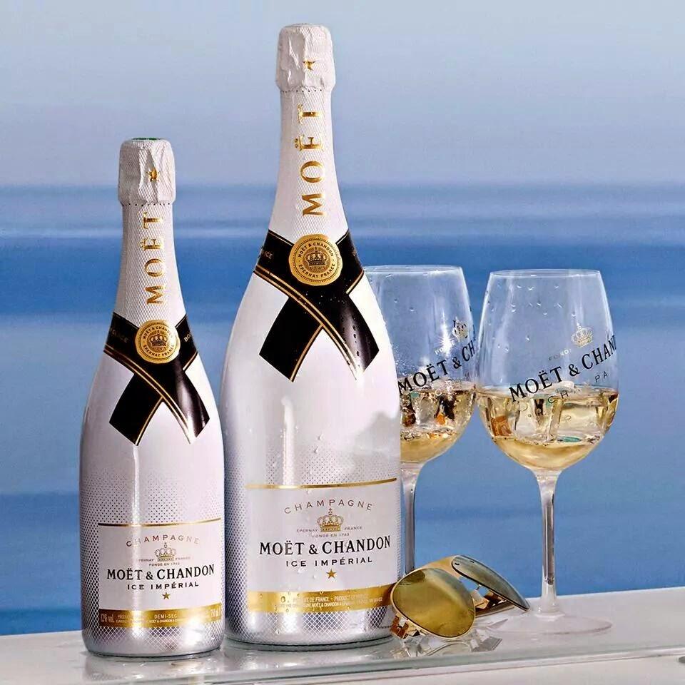 Champagne Moët & Chandon Ice Impérial Magnum