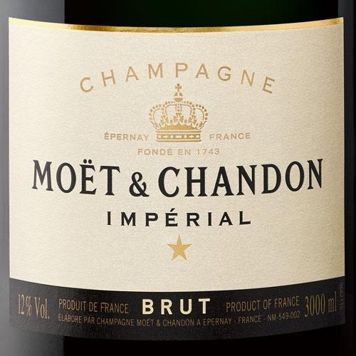 Moët & Chandon Brut Impérial Jeroboam 3 Liter