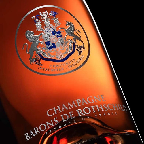Champagne Barons de Rothschild Rosé 750ML