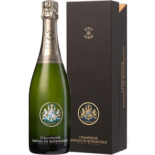 Champagne Barons de Rothschild Blanc de Blancs 750ML