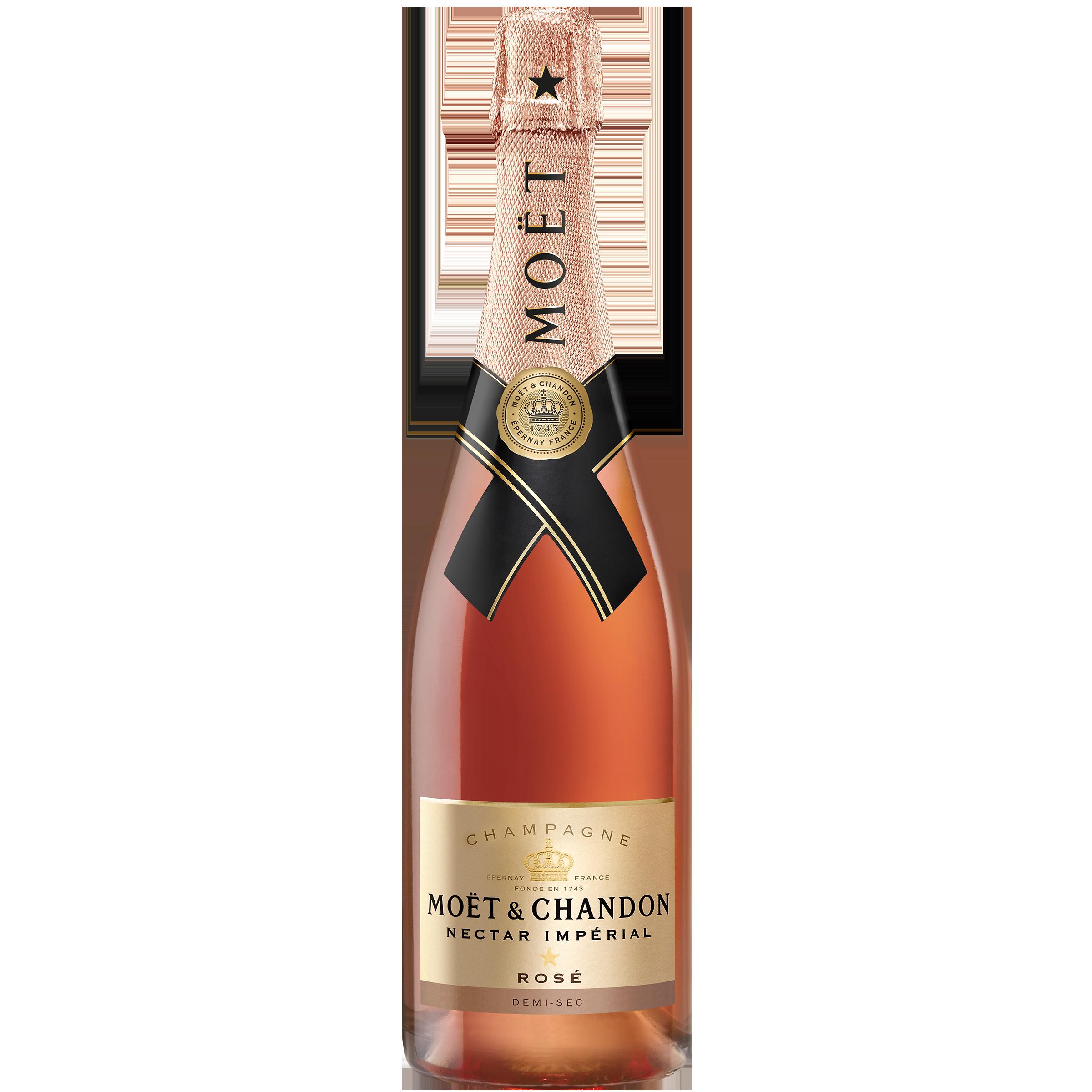 Moët & Chandon Nectar Impérial Rosé Demi-Sec 750ML