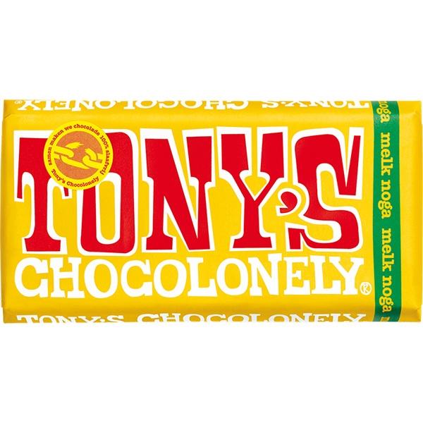 Tony's Chocolonely noga chocoladereep