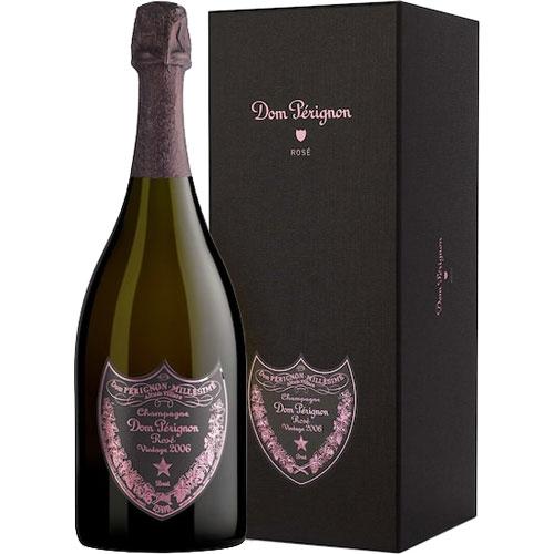 Dom Pérignon Rosé Vintage 2006 75CL