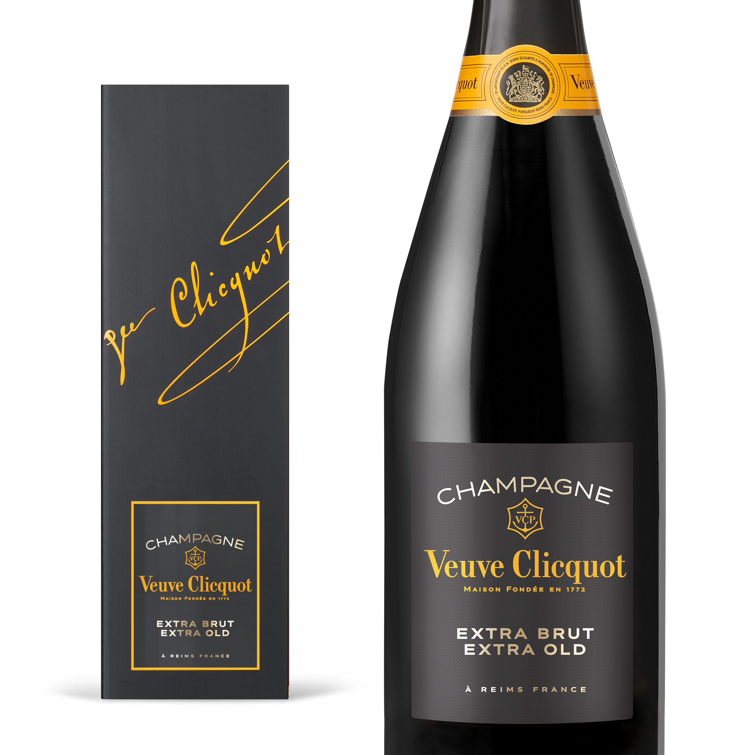 Champagne Veuve Clicquot Extra Brut Extra Old 2 75CL