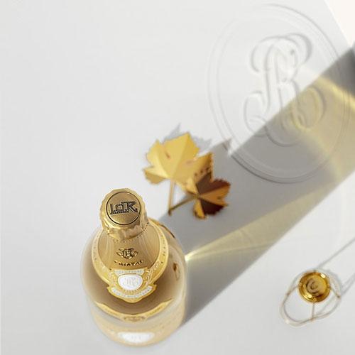 Louis Roederer Cristal 2009 in kist Magnum 1.5 Liter