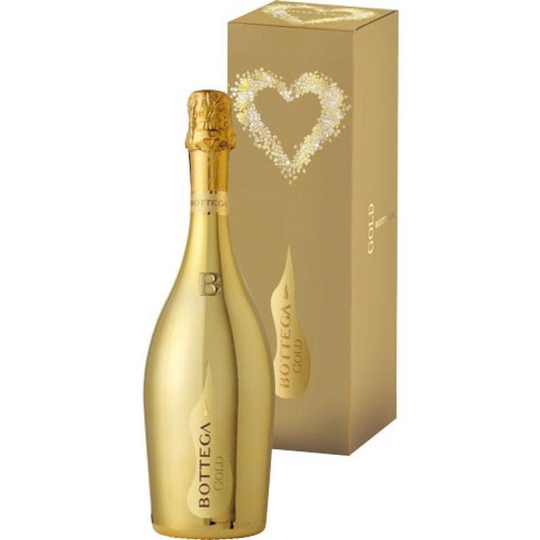 Prosecco Bottega Gold in Giftbox