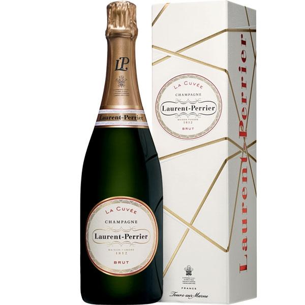 Champagne Laurent-Perrier La Cuvée Brut 750 ML
