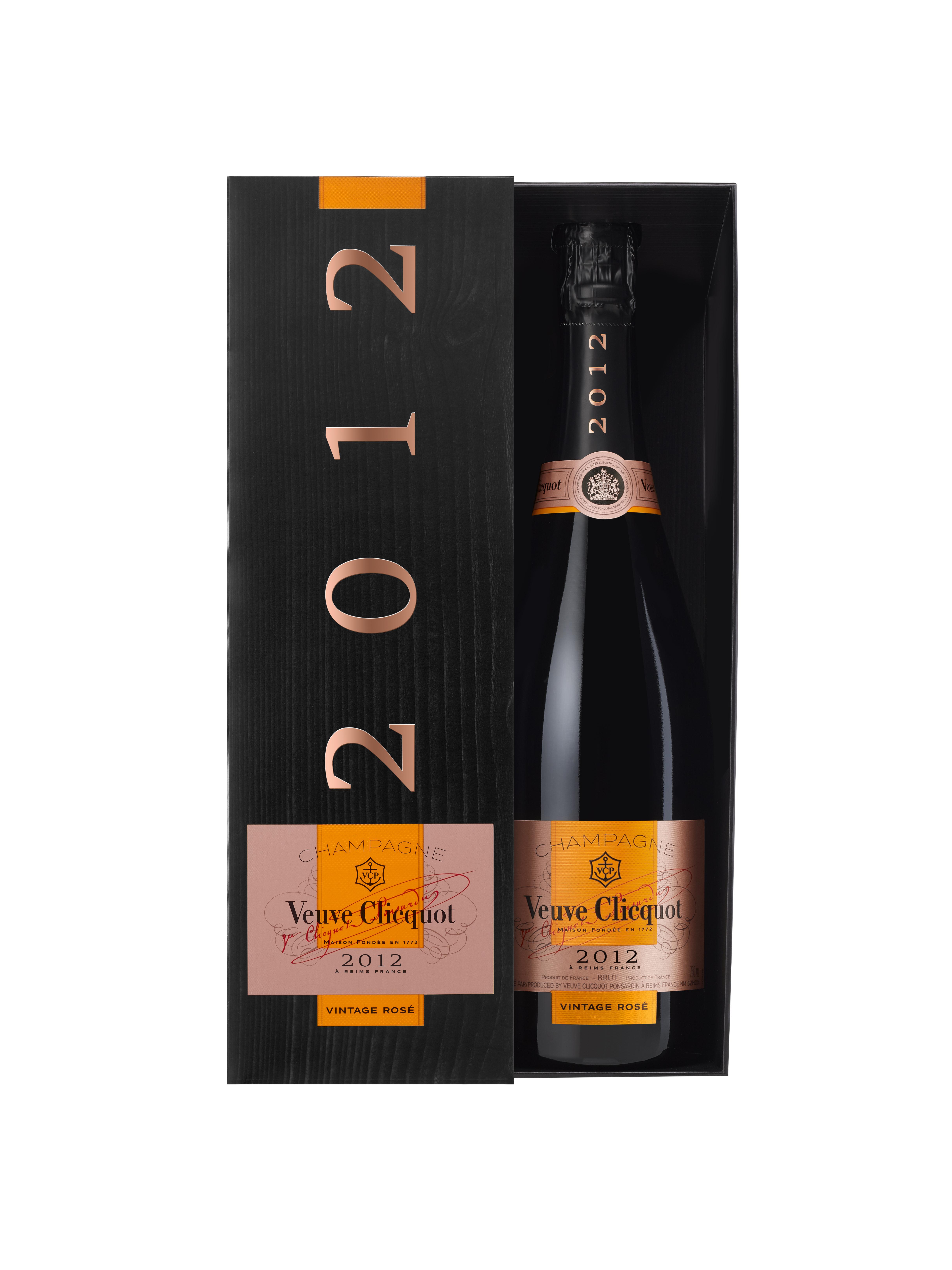 Veuve Clicquot Rosé Vintage 2012 75CL