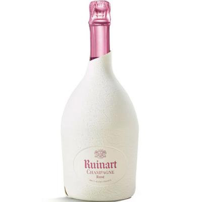 Champagne R. de Ruinart Rosé in Second Skin