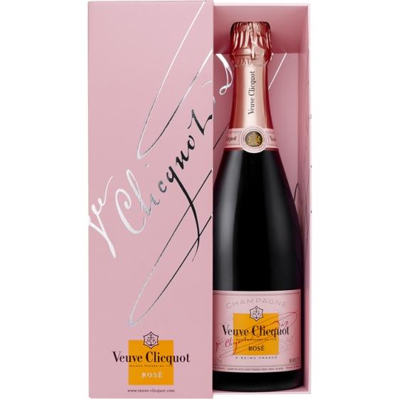 Veuve Clicquot Ponsardin Rosé 75CL