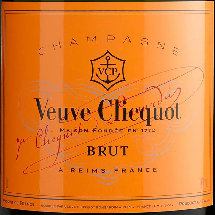 Veuve Clicquot Ponsardin Brut Jeroboam 300CL fles champagne