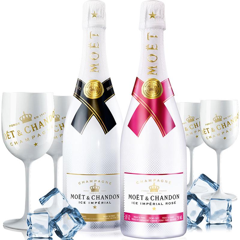 Champagne Moët & Chandon Ice Impérial Rosé Magnum 1500ML