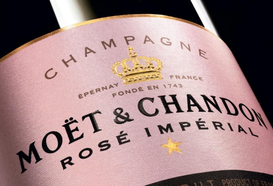 Pakket Moët & Chandon Brut Rosé Impérial 6 flessen