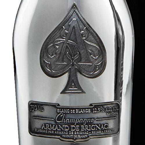 Armand de Brignac Blanc de Blancs in luxe coffret 750ML