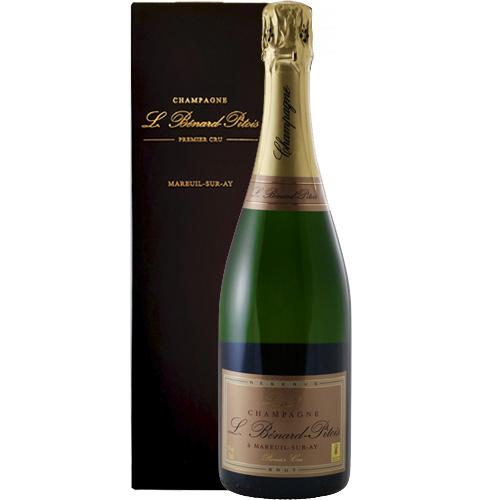 Champagne L.Benard Pitois Brut Carte Blanche 750 ML