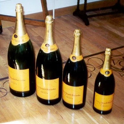 Veuve Clicquot Ponsardin Brut Nebuchadnezzar 1500CL fles